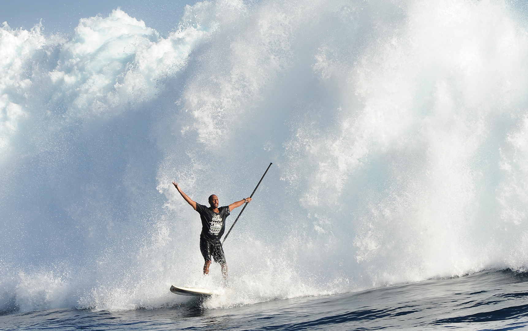 SUP Surfen Tahiti