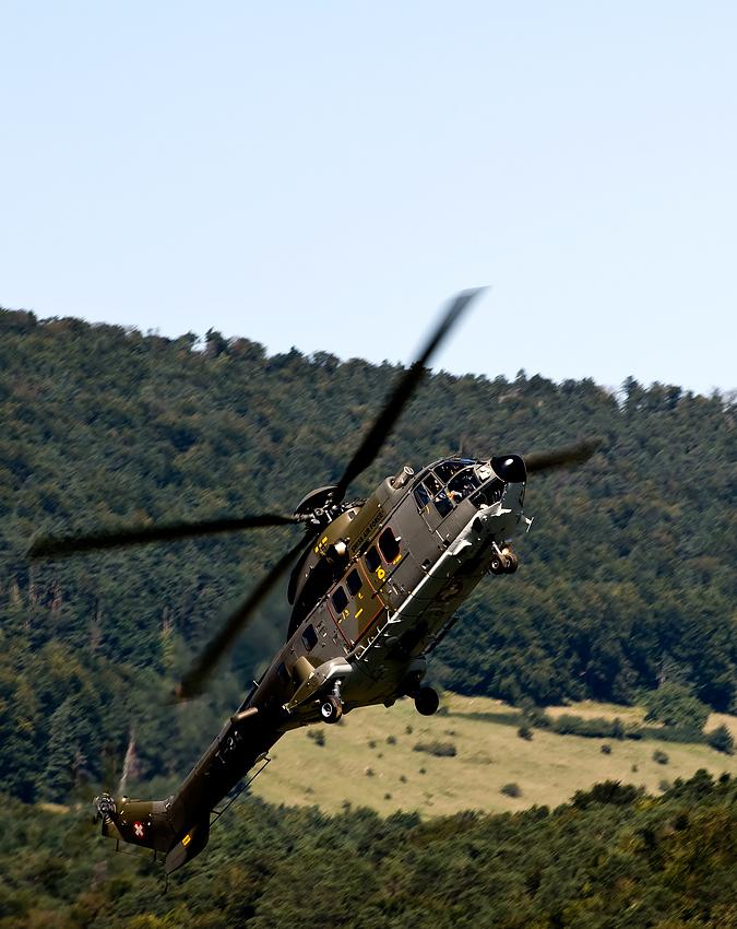 Super Puma  Dittingen-2007