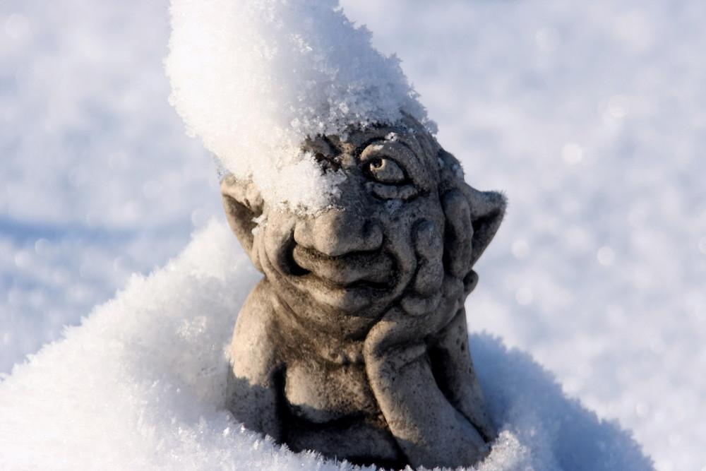 Super Tag im Schnee