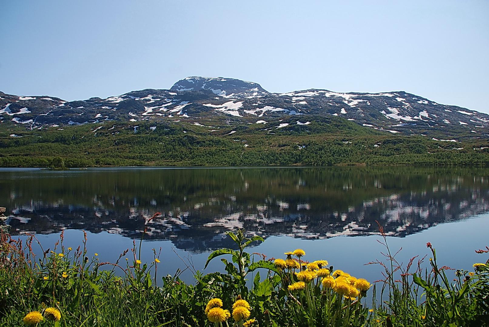 Super Wetter in Norwegen ! 2
