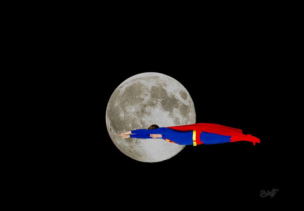 Superman gesichtet