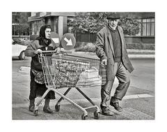 supermarket cart ...