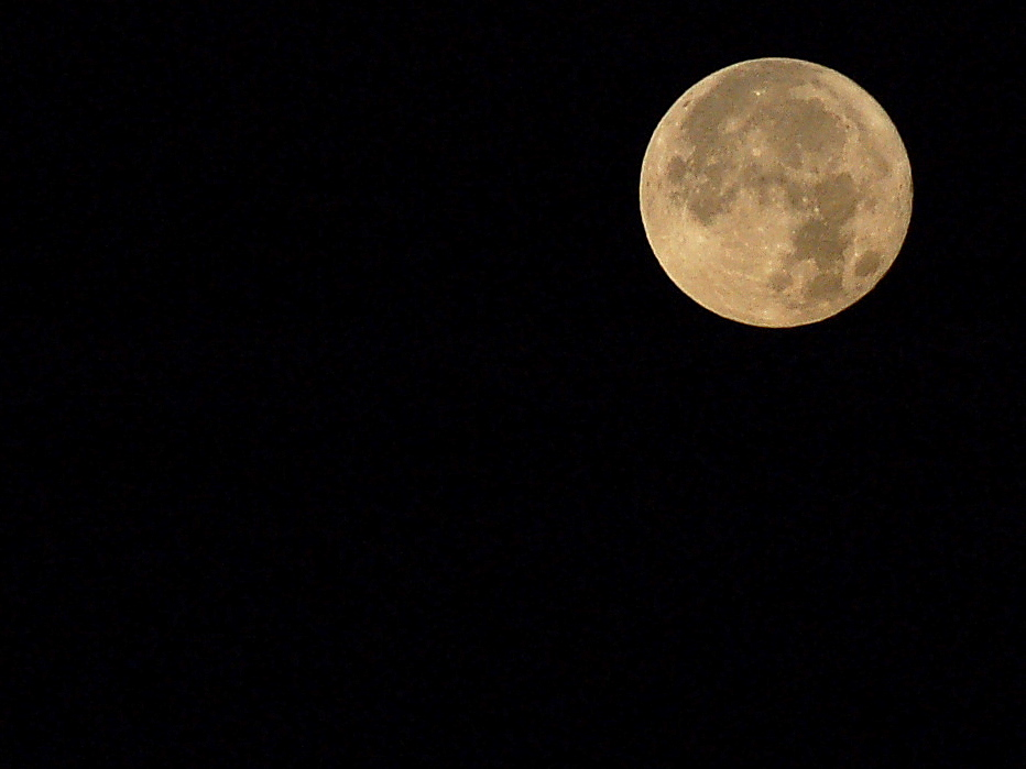Supermoon 20th March 2011