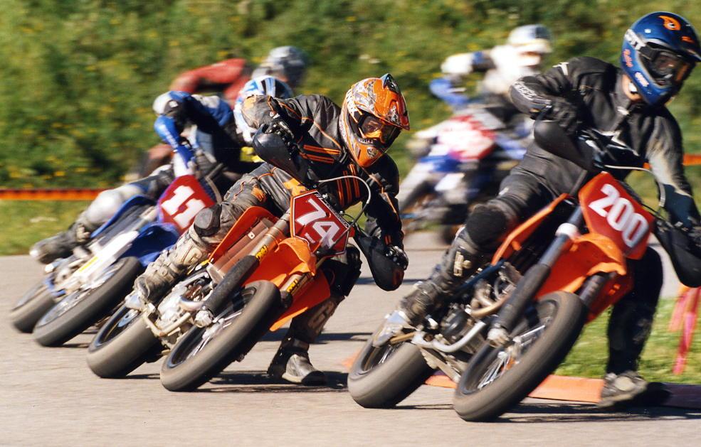 Supermotard-Veranstaltung Frauenfeld August 2004 (2)