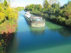 ..Sur la Marne, vers Chelles..