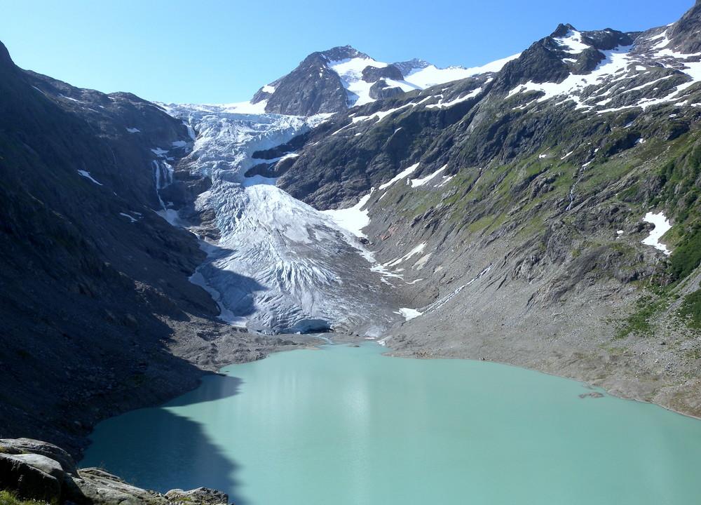 """Sur le chemin vers le lac du """"Trift""""..04"""