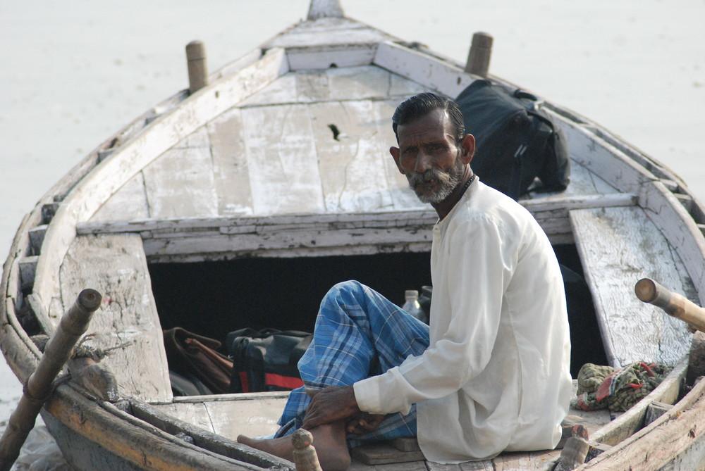 Sur le Gange/ Varanasi