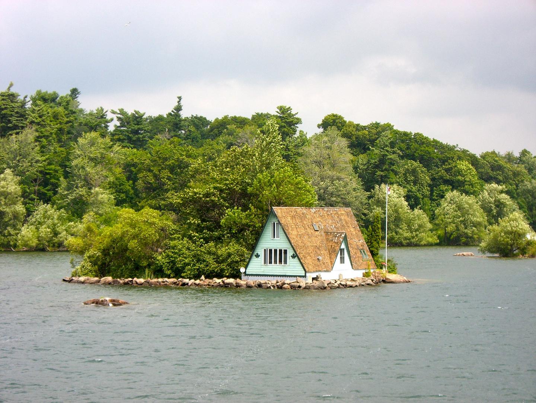 Sur le Lac Ontario, Canada