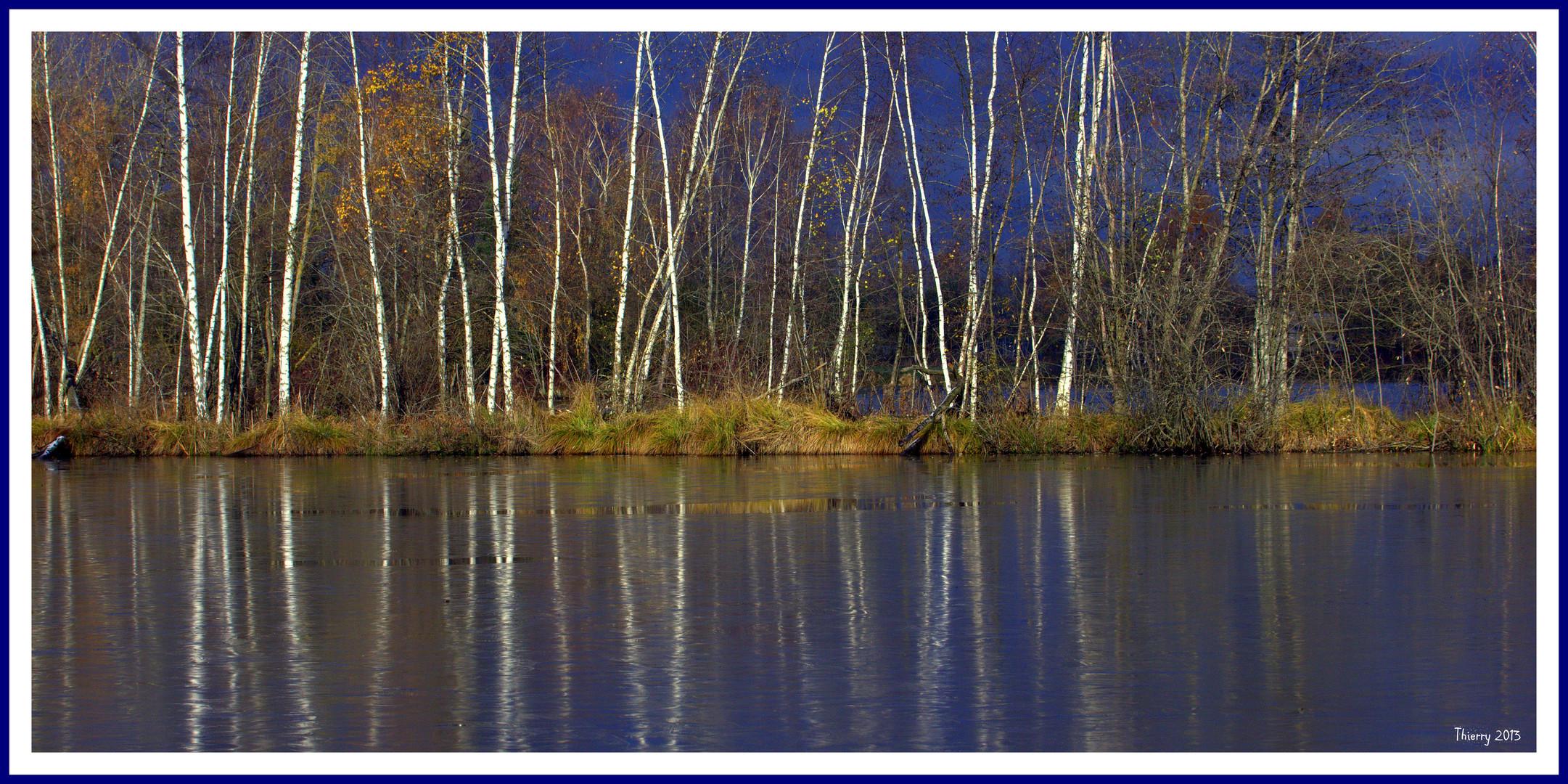 Sur les bords du Lac...