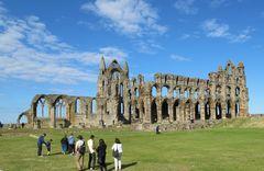 Sur les traces des abbayes anglaises