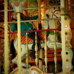 Sur mon cheval de bois...