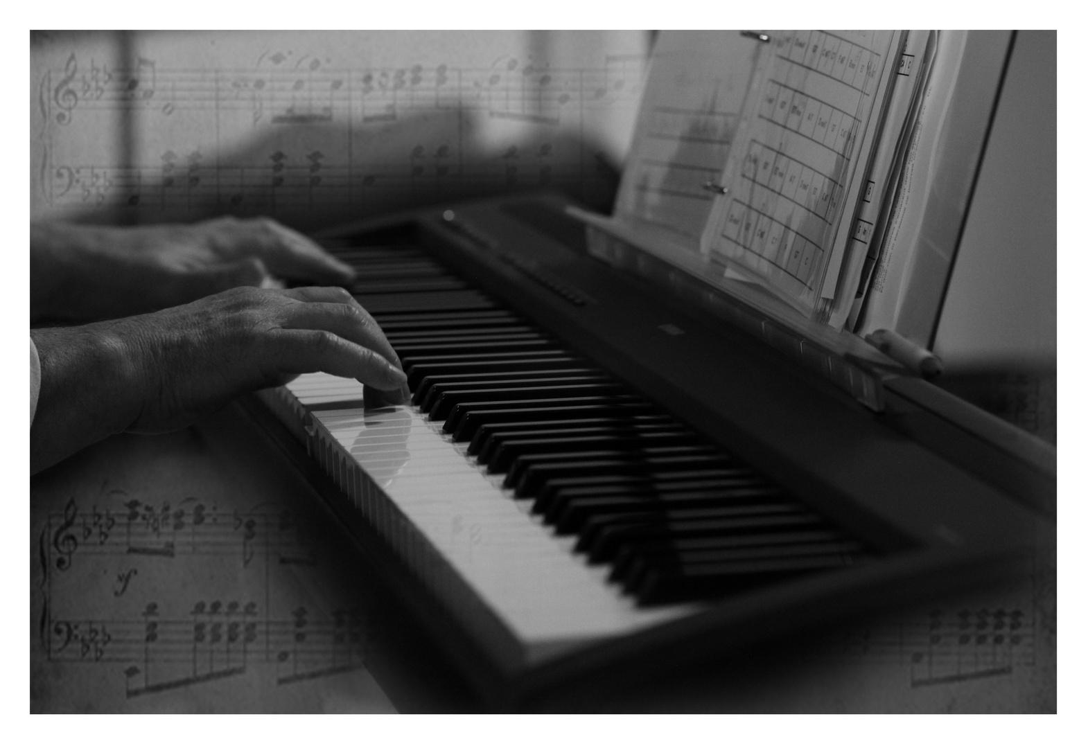 Sur une belle mélodie