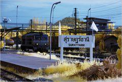 Surat Thani - Railway Station