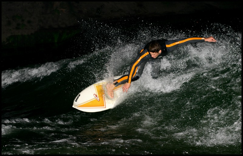 Surf by Night