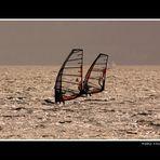 Surf sul Lago di Garda....
