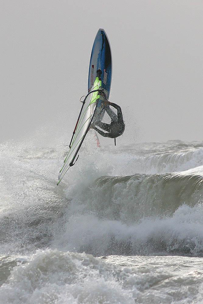 Surf - Weltcup 2004 vor Westerland / Sylt