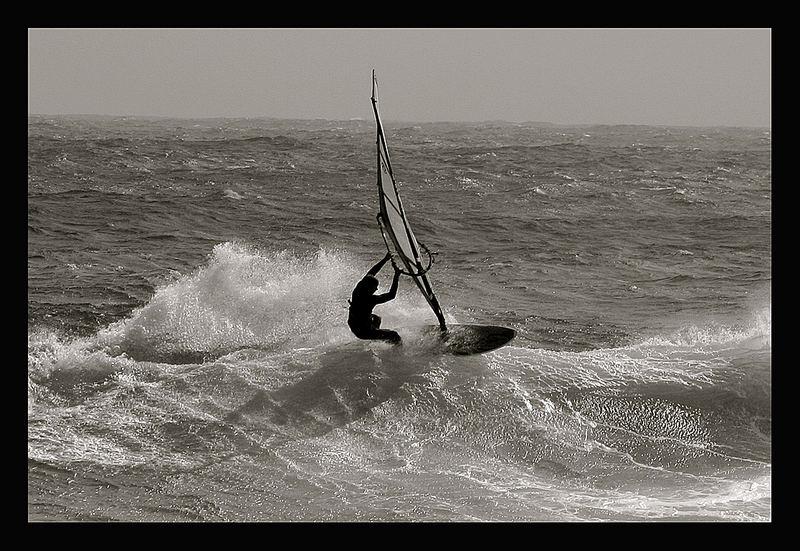 Surfen am Cape Point