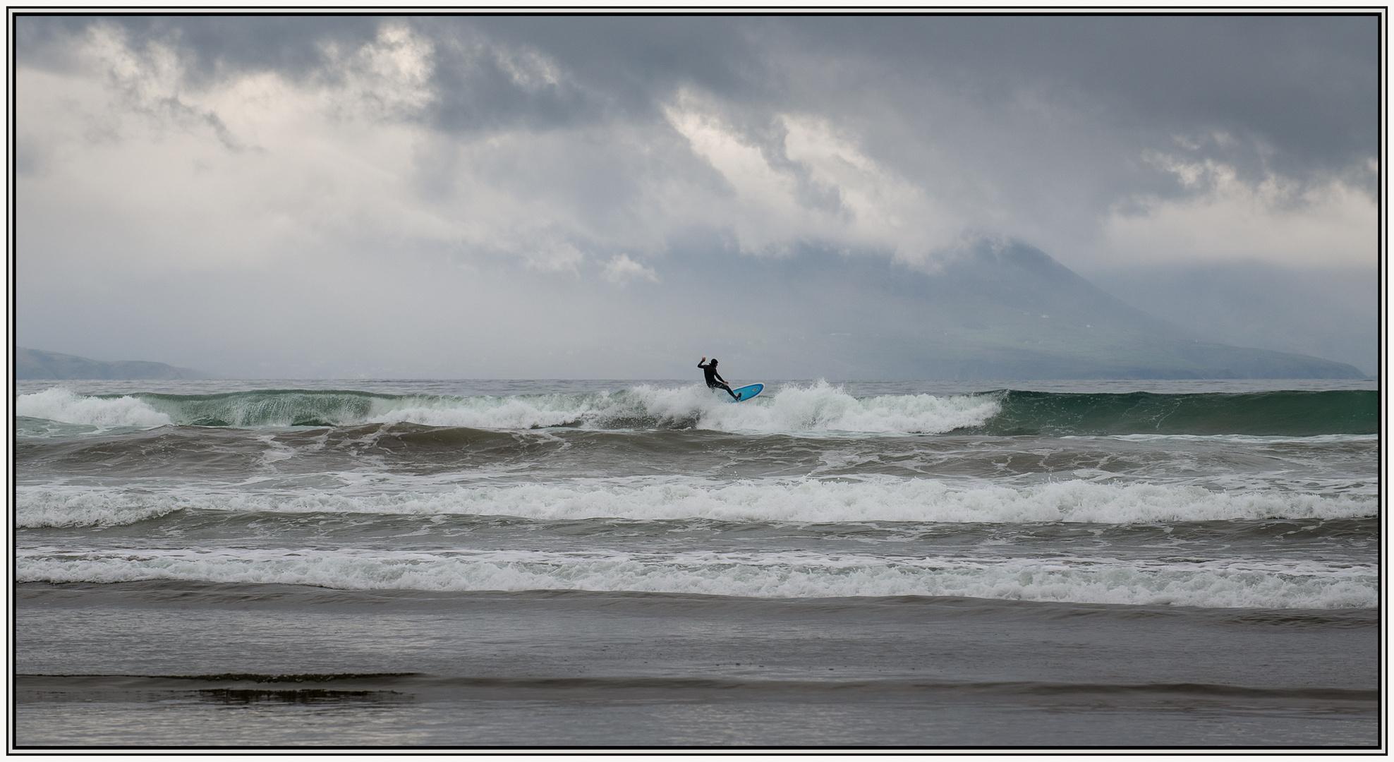 Surfen in Irland