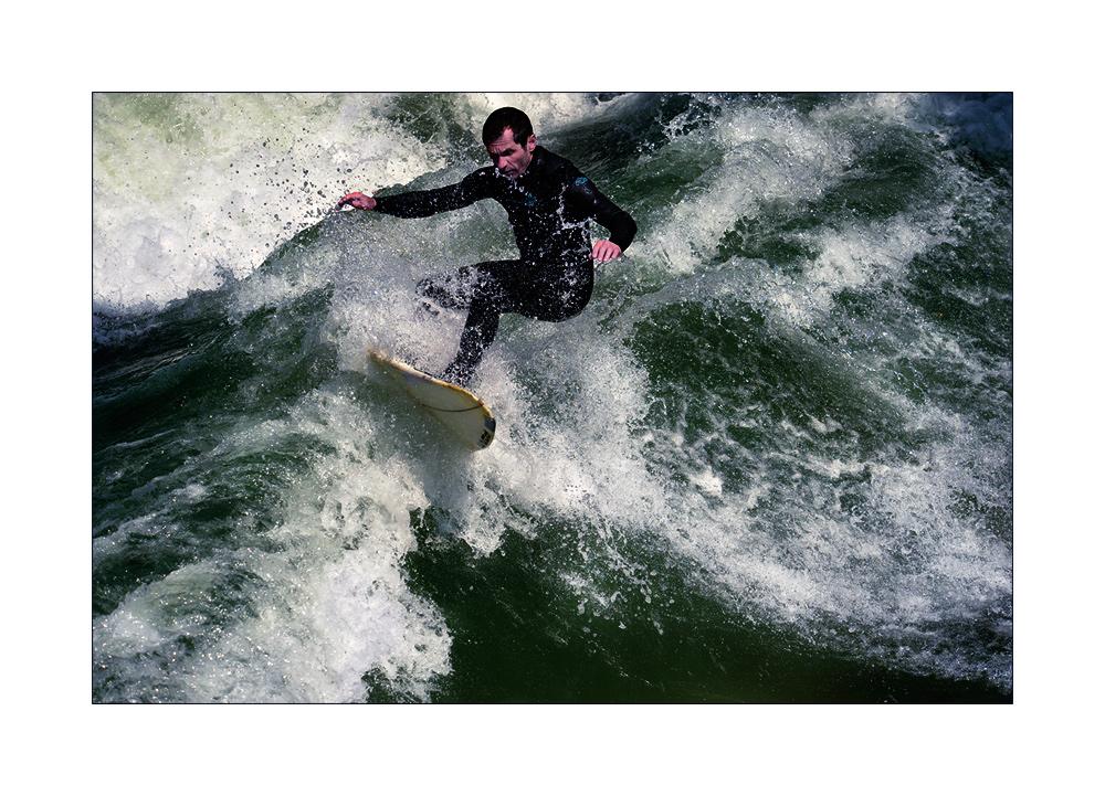 Surfen in München