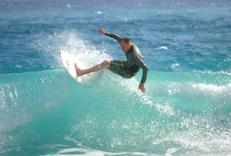surfer barbados