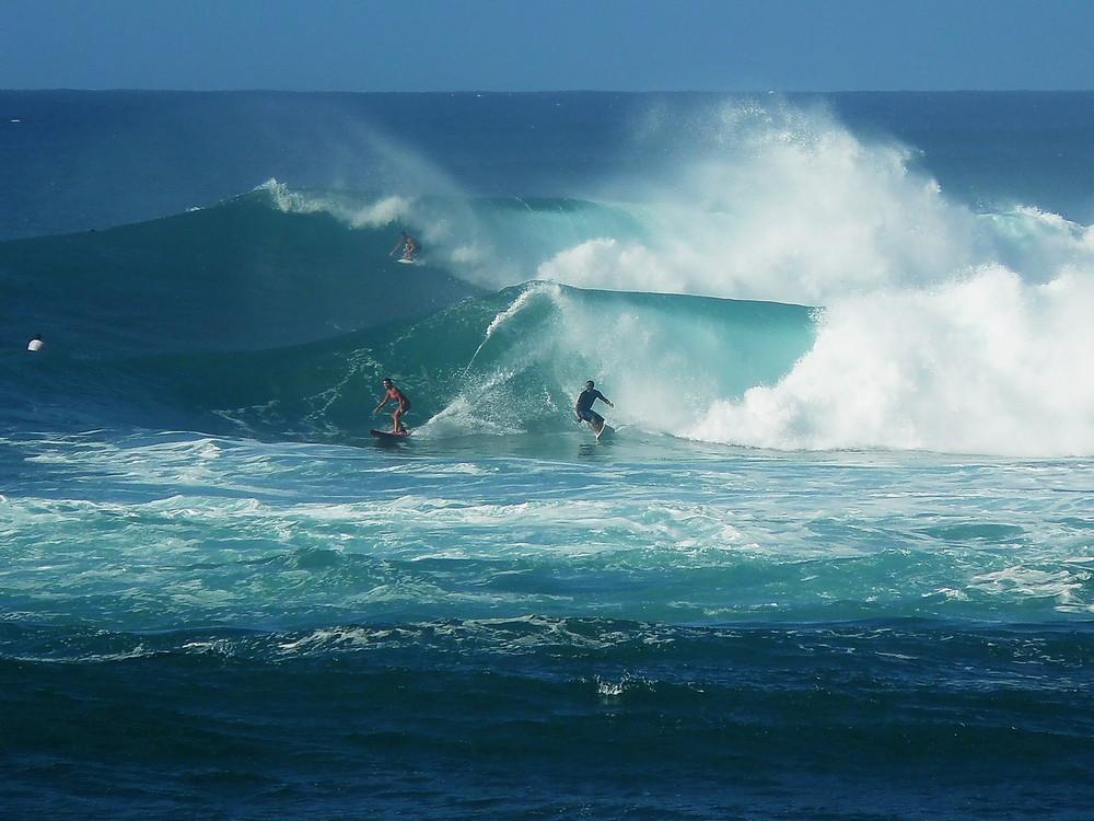 Surfer Hawaii