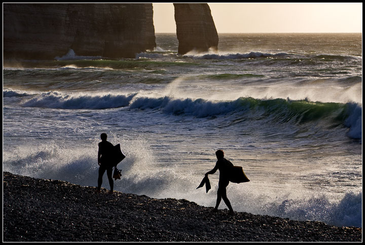"Surfer ""Normandia"""