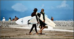 « Surfers »