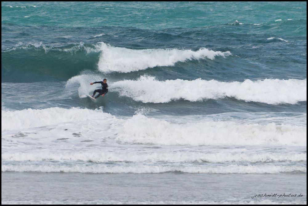 Surfers Paradise...