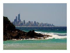 Surfers Paradise mal aus einer anderen Perspektive
