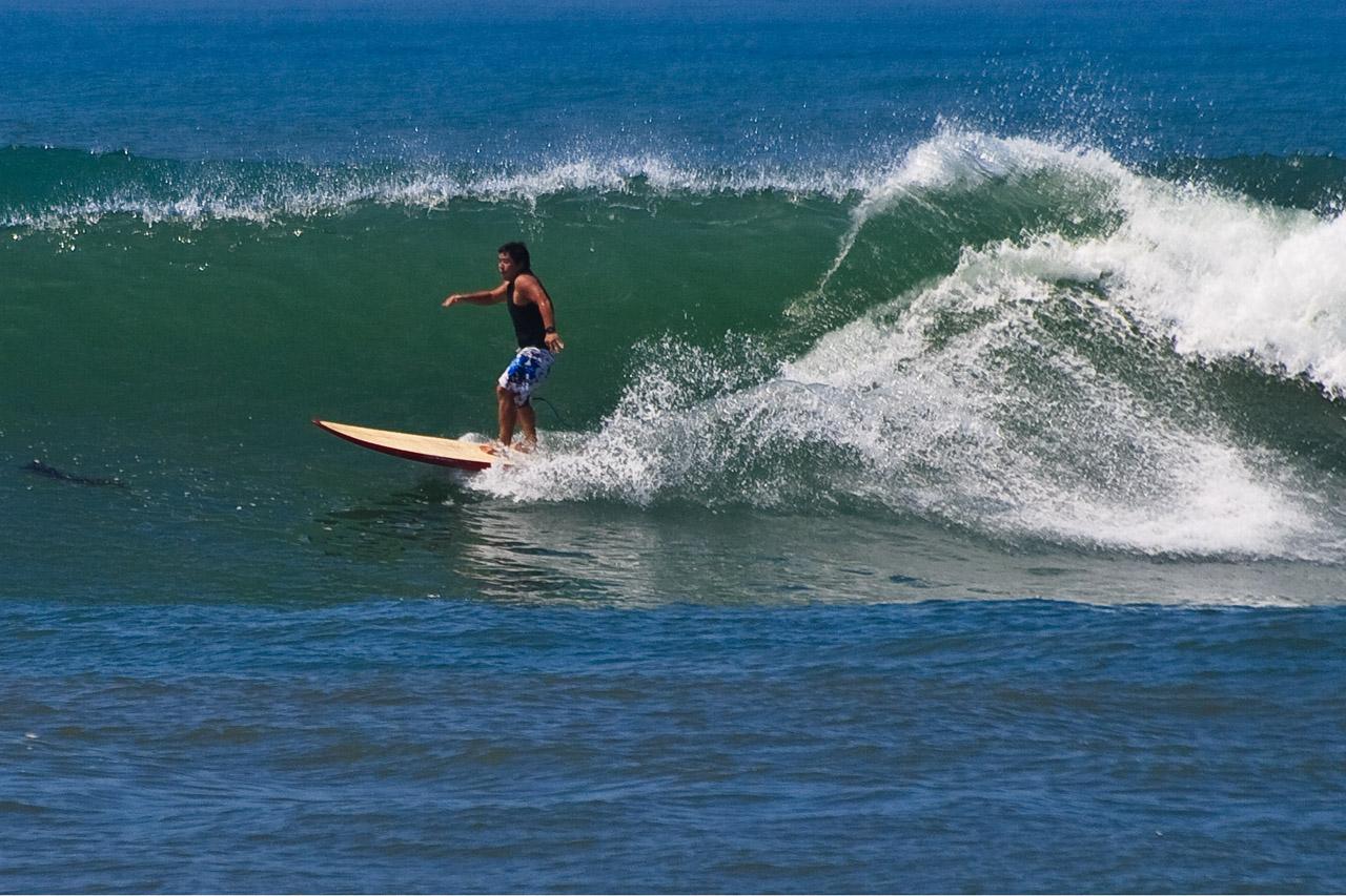 Surfin' Bali