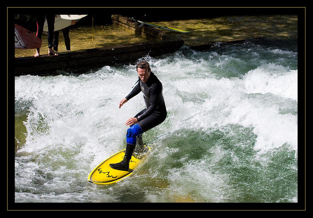 Surfin Munich