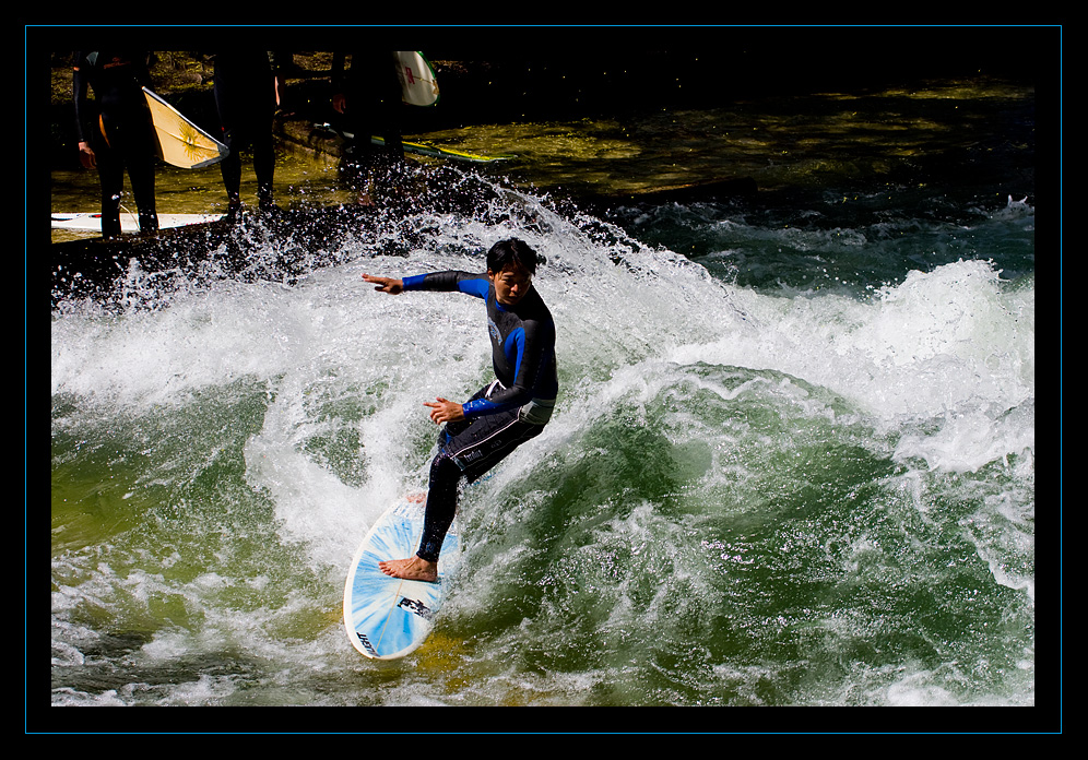 Surfin Munich II