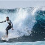 Surfing Lanzarote II