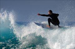Surfing Lanzarote III