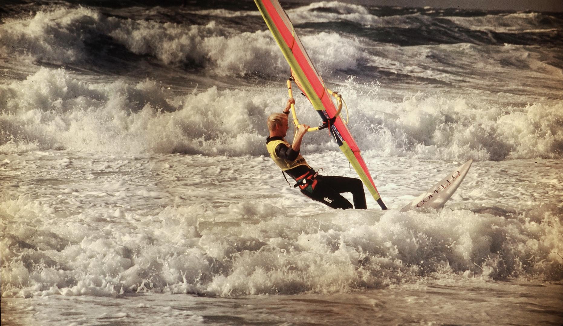 Surfweltmeisterschaft auf Sylt