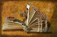 Surreales Tierbuch...