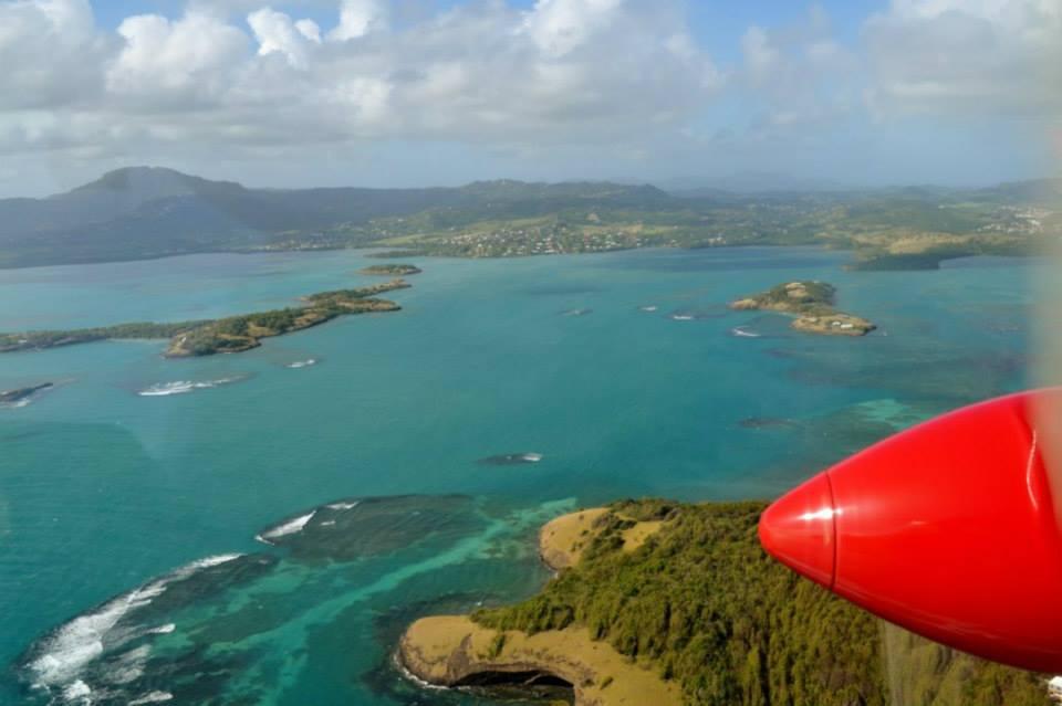 Survol Martinique