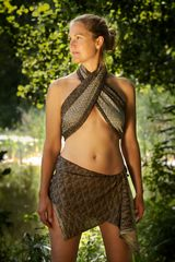 Susan mit Schal 3
