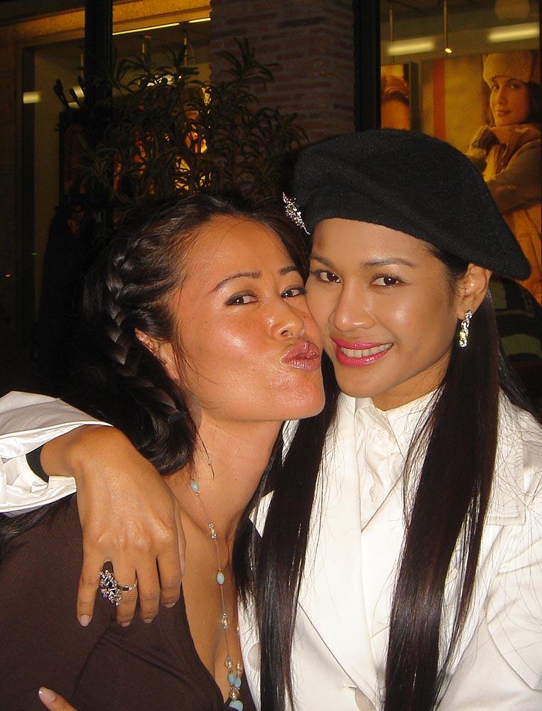 Sutah and Andrea