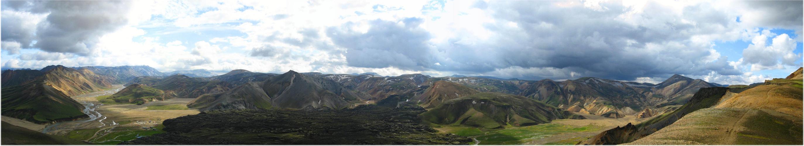 Suðurnámur/Landmannalaugar