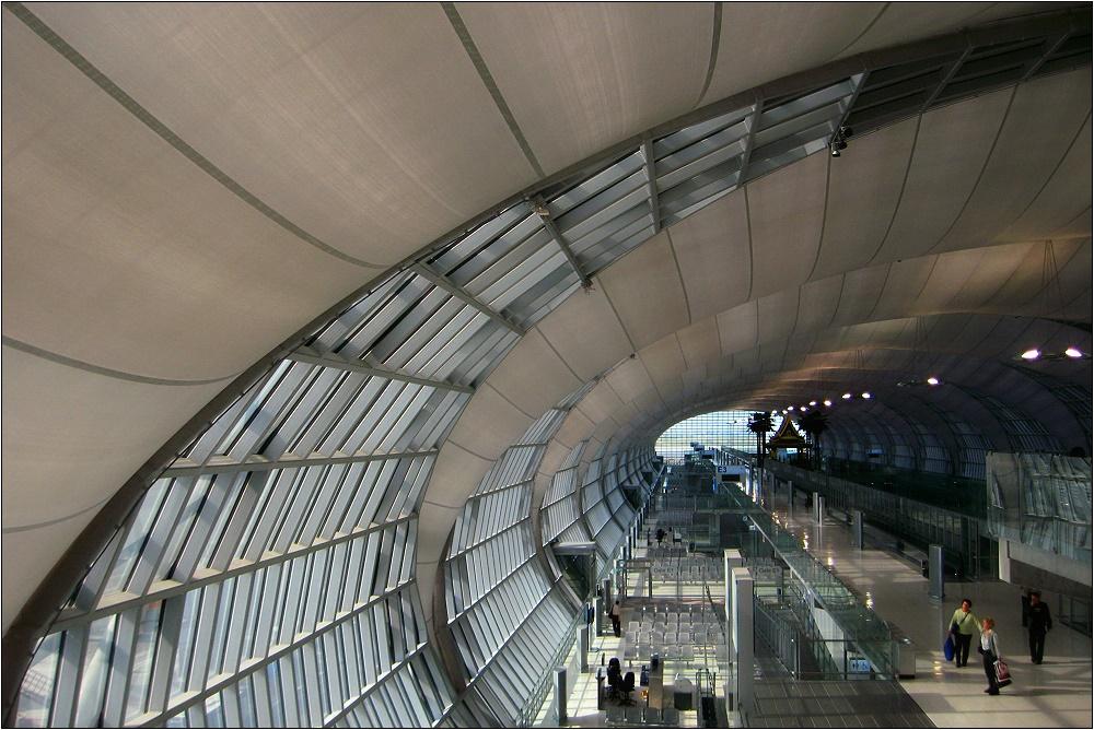 """""""Suvarnabhumi Airport"""""""