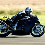Suzuki GSXR 750 Racer