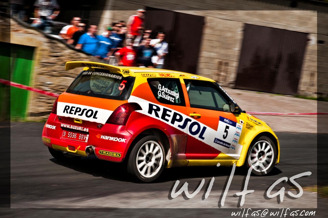 Suzuki Swift - Ferrol 2011