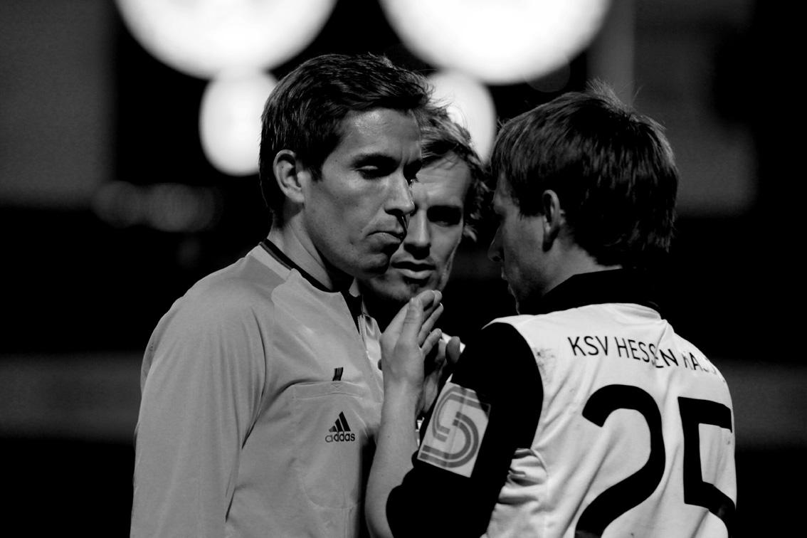 SV 98 gegen Hessen Kassel