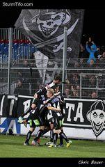 SV Grödig 0:6 SK Sturm Graz