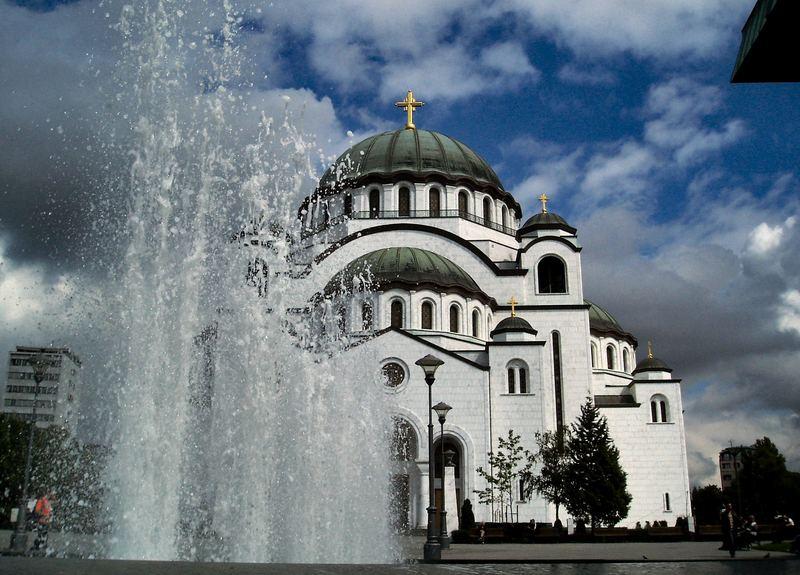 sv. Sava, Beograd