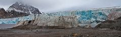 SVALBARD (47) - 14ter-Juli-Gletscher
