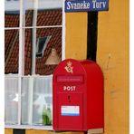 Svaneke Briefkasten
