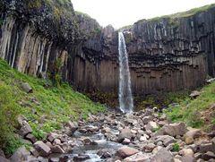 Svartifoss im Süden von Island