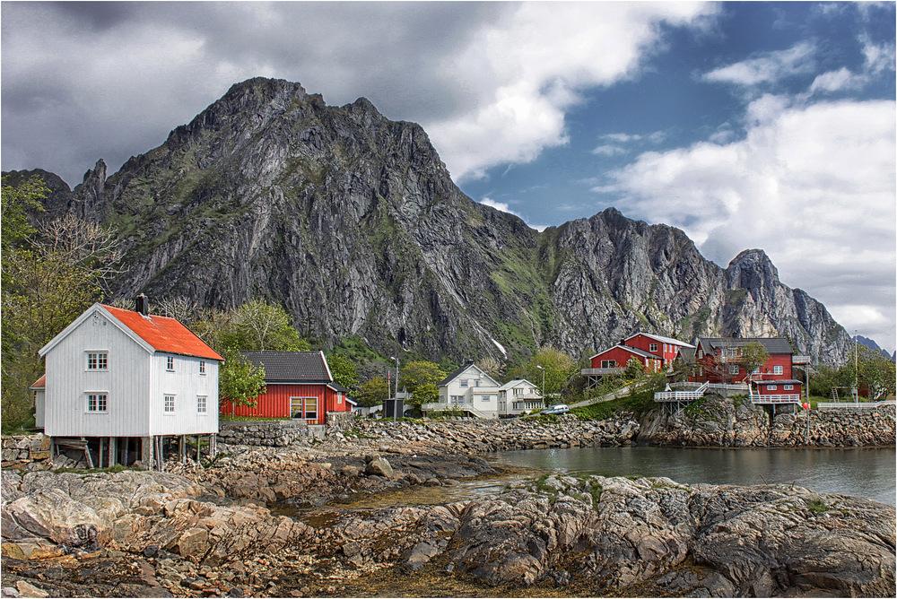 Svolvær / Lofoten